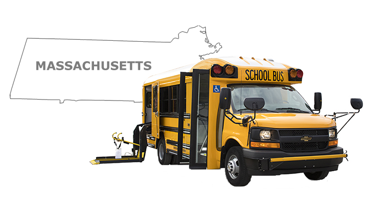 New / Used Buses For Sale in Massachusetts | National Bus