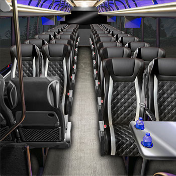 Ultra Coachliner Interior