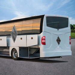 Ultra Coachliner DXL Back