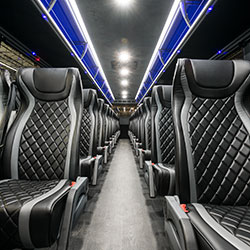 Ultra Coachliner DXL Black Interior