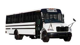 THOMAS SAF-T LINER C2 ACTIVITY BUS