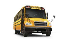 THOMAS SAF-T LINER C2 SCHOOL BUS