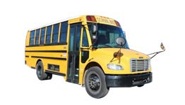 Used School Buses For Sale - National Bus Sales