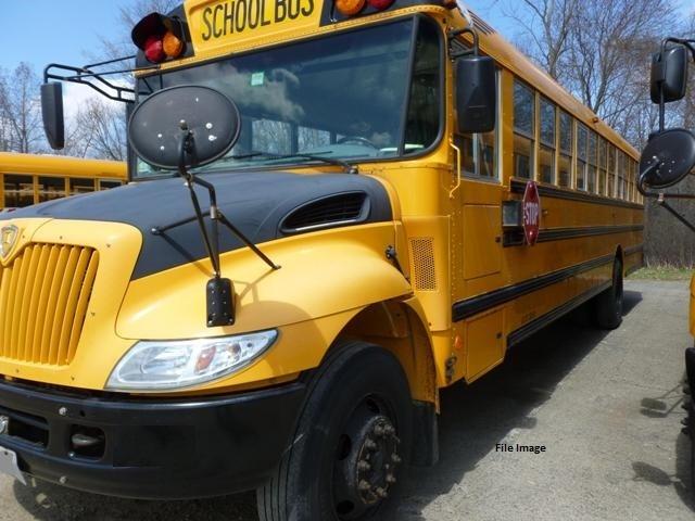 international school bus service manual