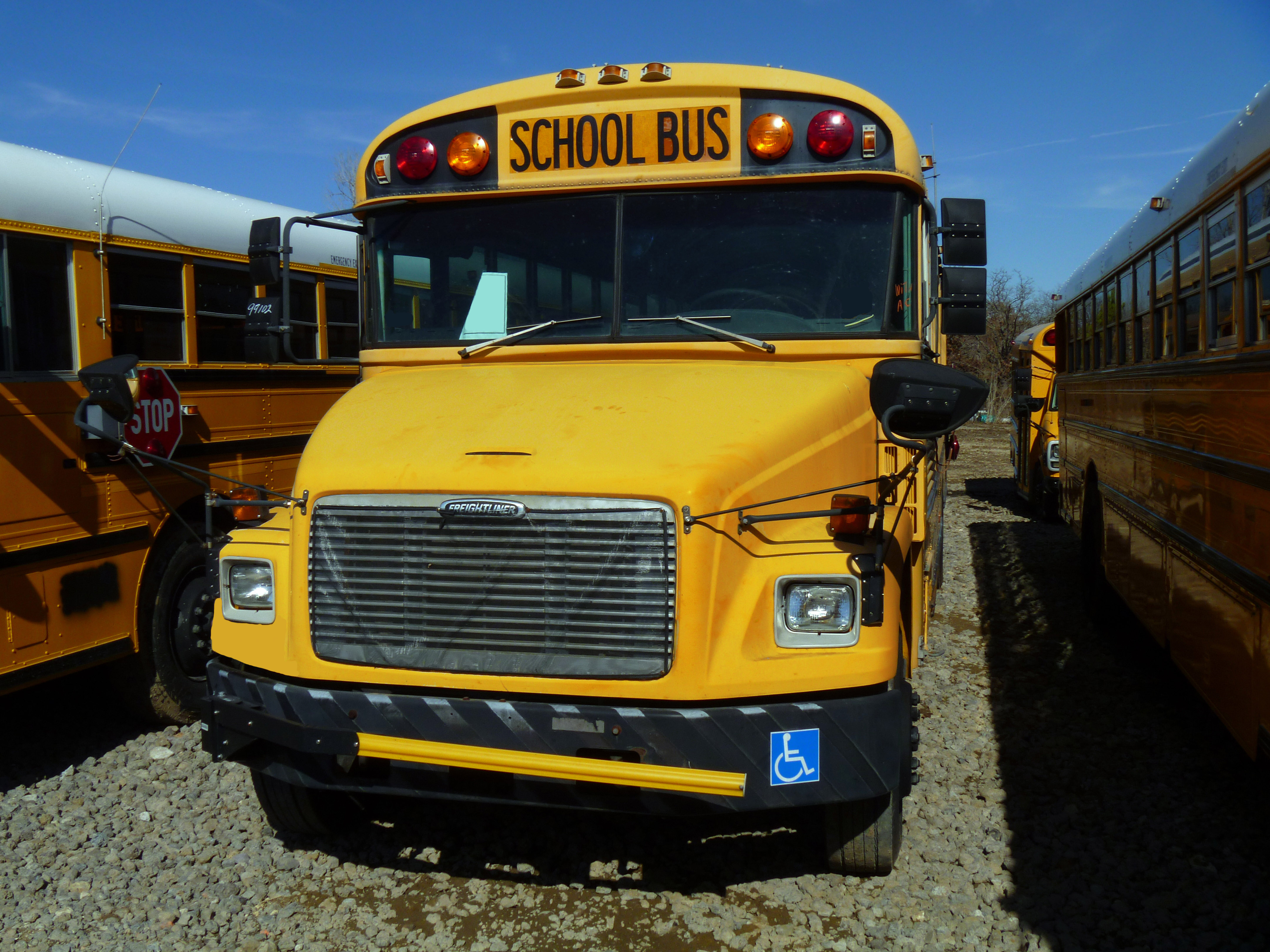 National Bus Inventory