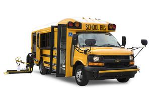 2021 Ford Trans Tech SST Lift for Sale - National Bus Sales