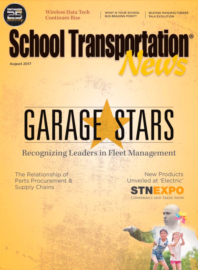 School Transportation News Ad