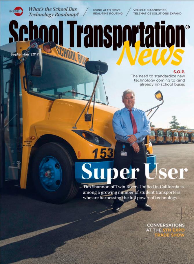 School Transportation News