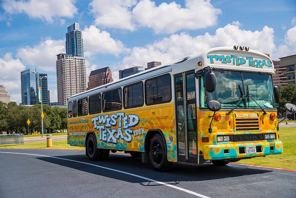 Take a Twisted Texas Tour