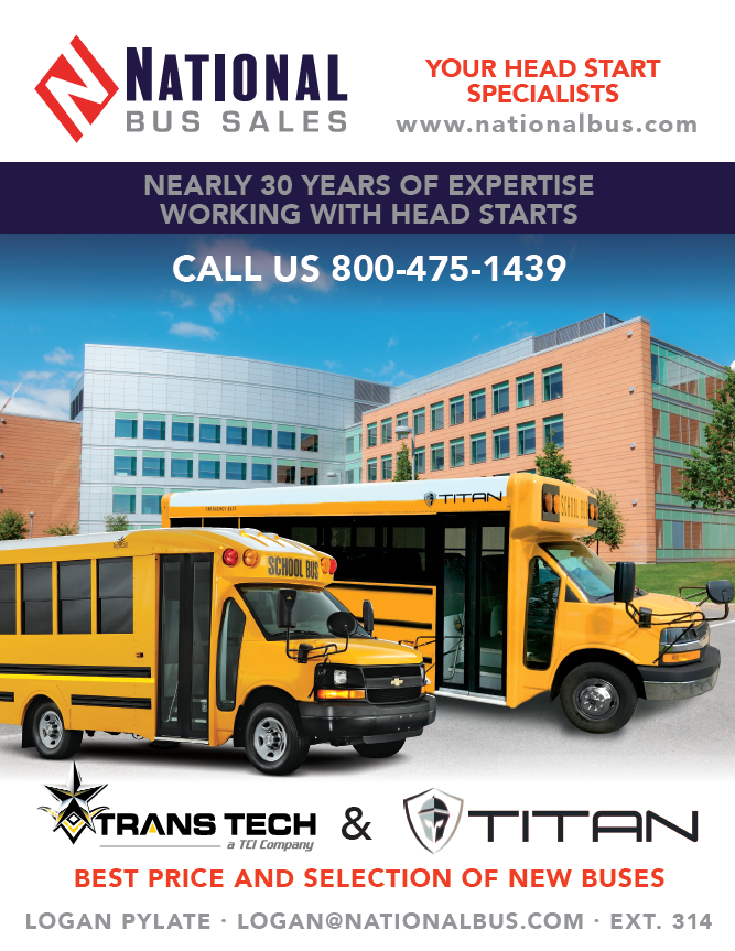 Best Selection, Best Prices for your Head Start Shuttles and Buses
