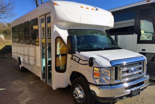 2016 Ford Starcraft AllStar & Metro Shuttles