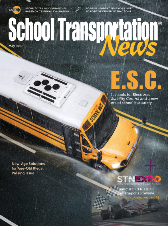 Have you seen our ad in School Transportation News?