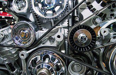 Bus Maintenance Tips - Inside of a coach engine