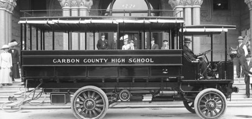 Understanding the History of School Buses