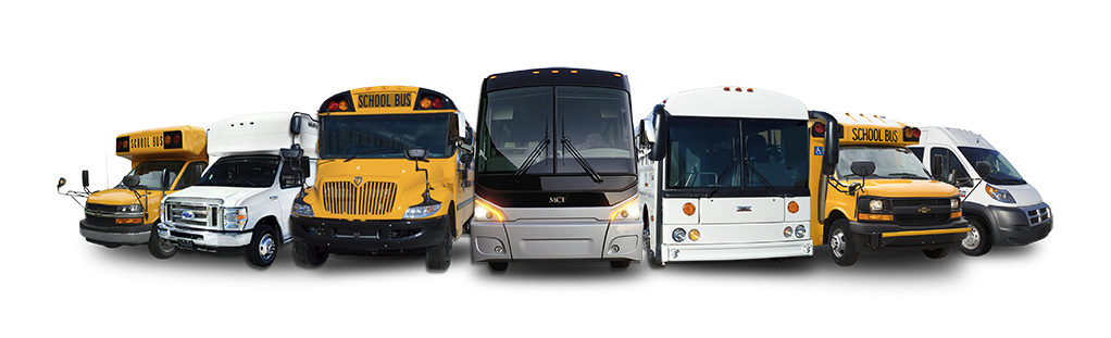 New/Used Buses For Sale in California | National Bus Sales
