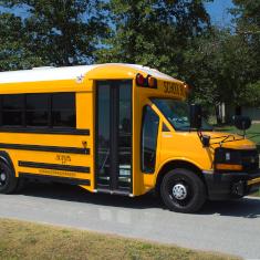 School bus Head Start