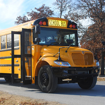 school bus leasing and rental