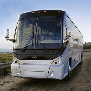 coach bus leasing and rental