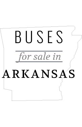 school bus for sale arkansas