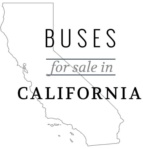 school bus for sale California