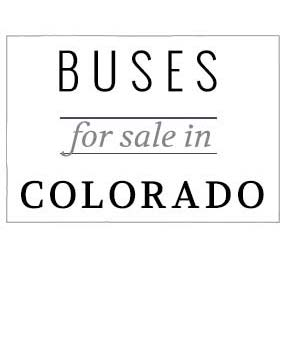school bus for sale Colorado