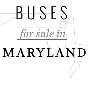 school bus for sale Maryland