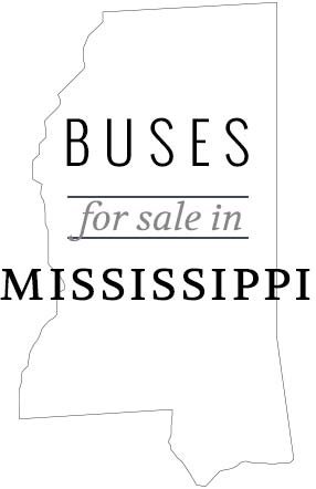 school bus for sale Mississippi