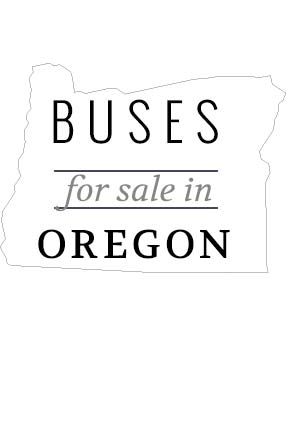 school bus for sale oregon