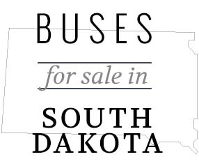 school bus for sale south dakota