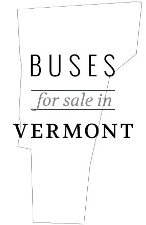 school bus for sale vermont
