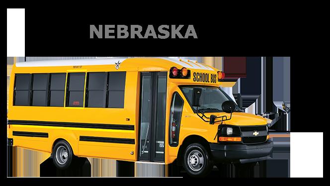 Buses For Sale in Nebraska   Nebraska Bus Sales   National