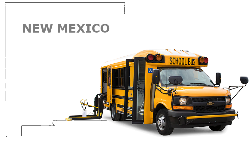 New/Used Buses For Sale in New Mexico | National Bus Sales