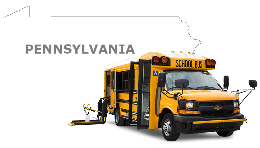 Newused Buses For Sale In Pennsylvania National Bus Sales