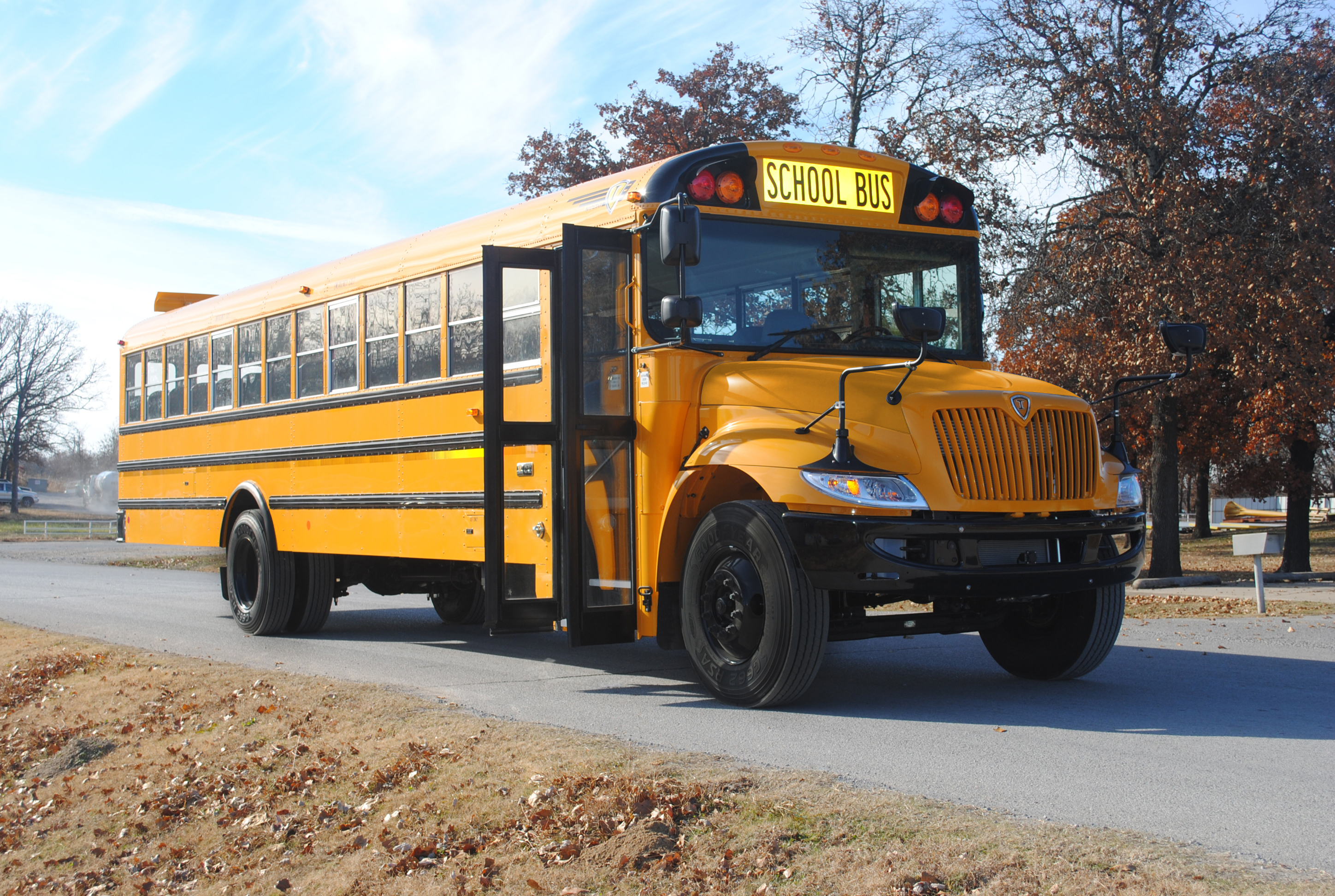 International School bus for sale