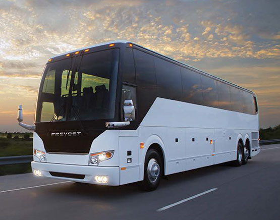 Prevost Motorcoaches Buses for sale
