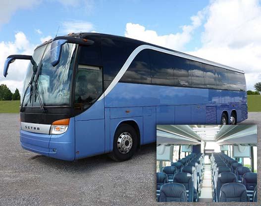 Setra bus for sale