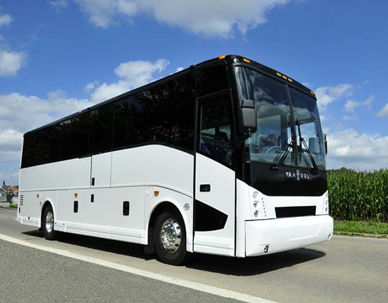 Van Hool Motorcoaches for sale